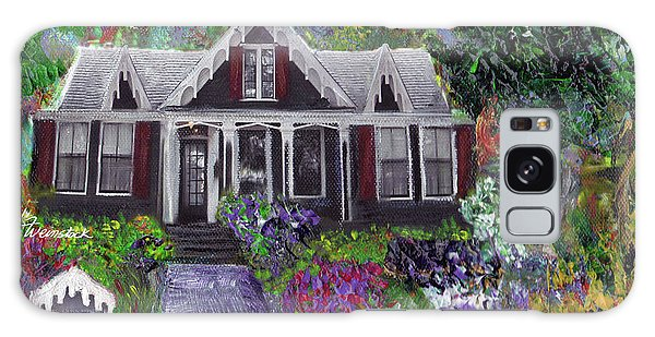 Alameda 1854 Gothic Revival - The Webster House Galaxy Case