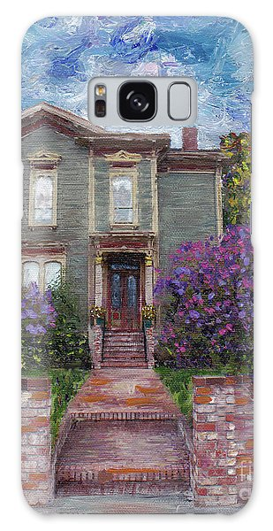 Alameda 1888 - Italianate Galaxy Case by Linda Weinstock