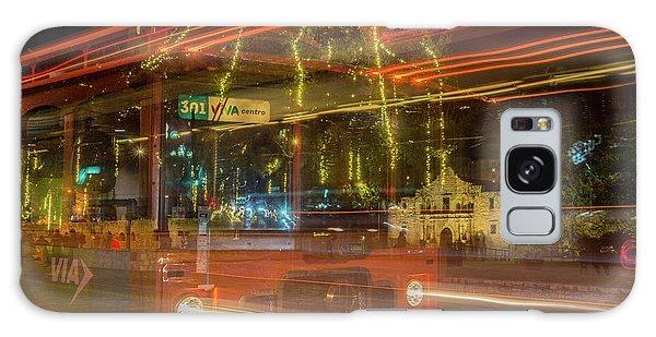 Alamo Via Streetcar Galaxy Case