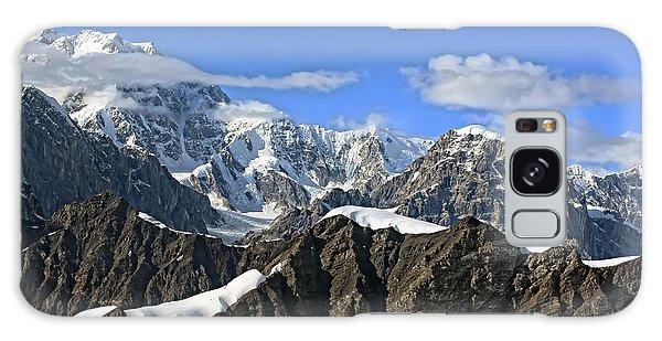 Alaska Mountain Range Galaxy Case