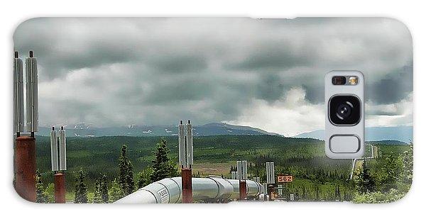 Alaska Pipeline Galaxy Case