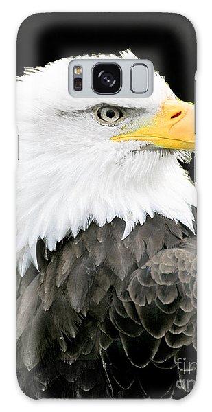 Alaskan Bald Eagle Galaxy Case