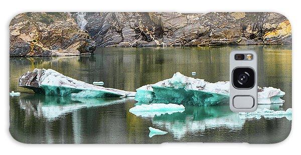 Alaskan Icebergs Galaxy Case