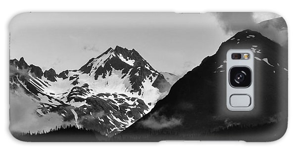 Alaskan Mountain Range Galaxy Case