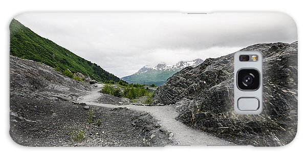 Alaskan Peaks Galaxy Case