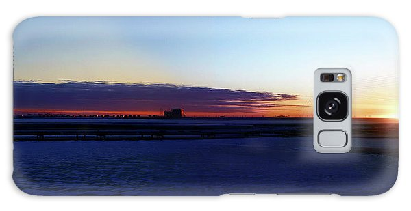 Alaskan Sunrise Galaxy Case