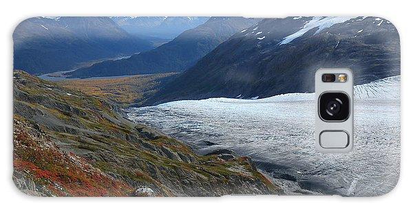 Alaska's Exit Glacier Galaxy Case
