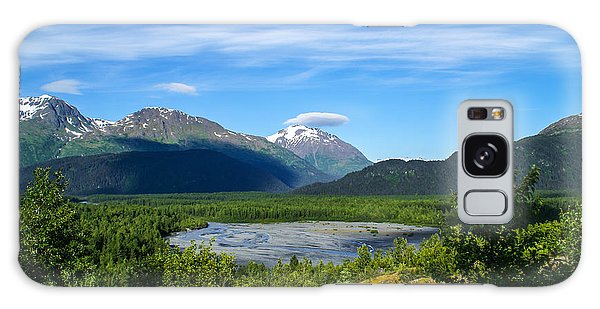 Alaska's Exit Glacier Valley Galaxy Case