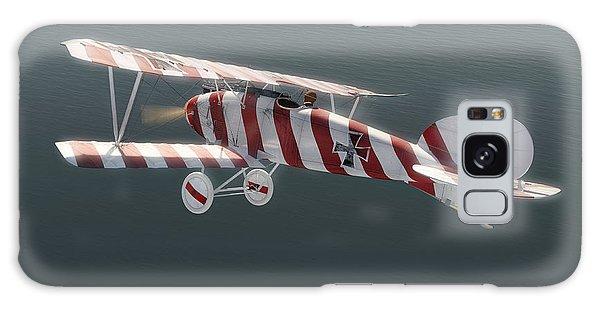 Albatros D.iii Of Jasta 11 Galaxy Case by David Collins
