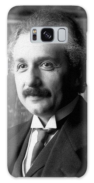 Albert Einstein Nel 1921 Galaxy Case