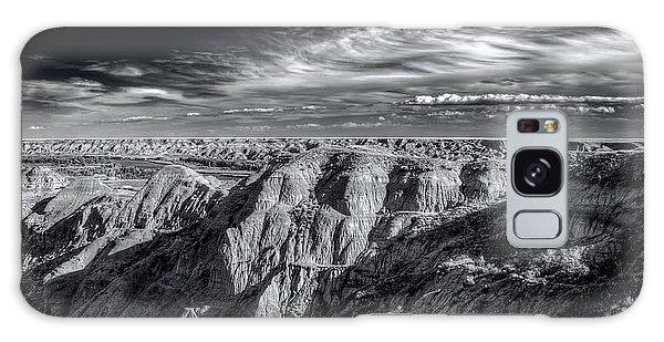 Alberta Badlands Galaxy Case by Wayne Sherriff