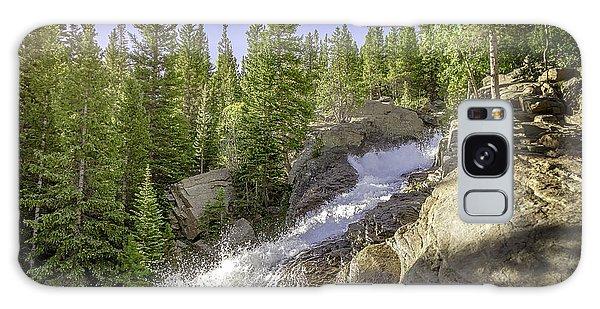 Alberta Falls Galaxy Case