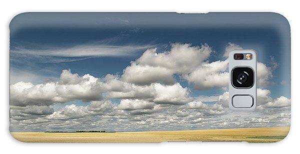 Alberta Skies Galaxy Case by Debby Herold