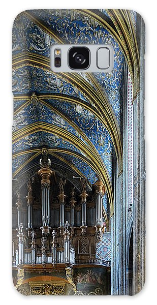 Albi Cathedral Nave Galaxy Case