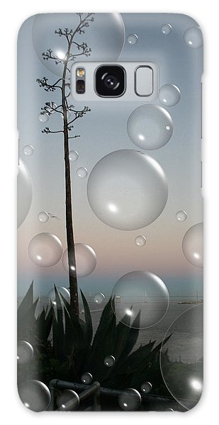Alca Bubbles Galaxy Case