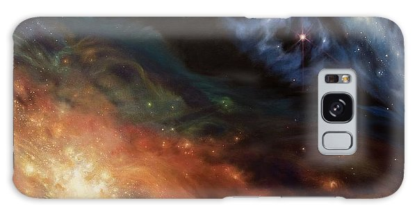 Alchemy Of Light Galaxy Case