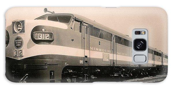 Alcoa Ge Freight Locomotive Galaxy Case