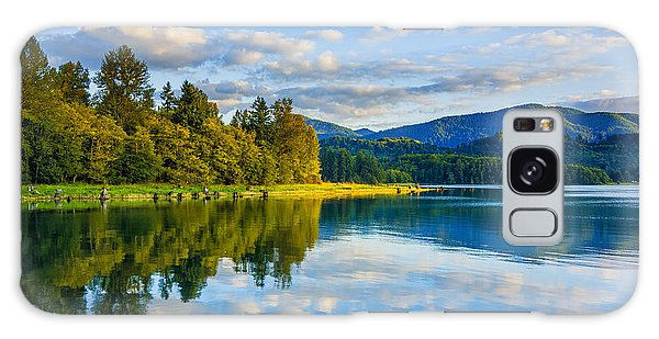Alder Lake Reflection Galaxy Case