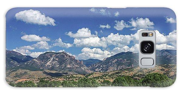 Aldo Leopold Wilderness, New Mexico Galaxy Case