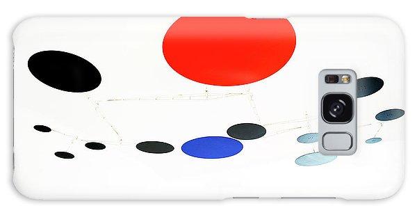 Alexander Calder Mobile 1 Galaxy Case
