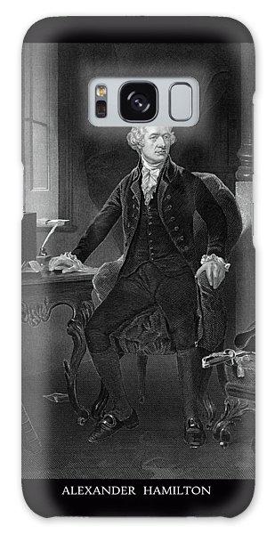 Alexander Hamilton Galaxy Case