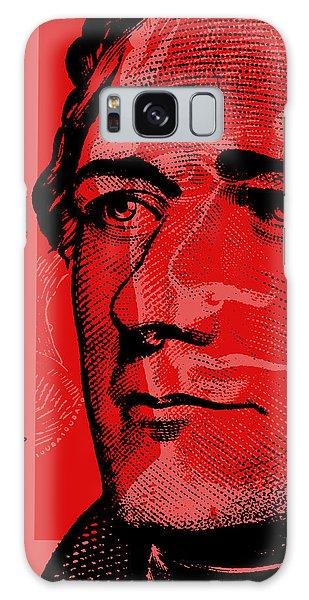 Alexander Hamilton - $10 Bill Galaxy Case by Jean luc Comperat