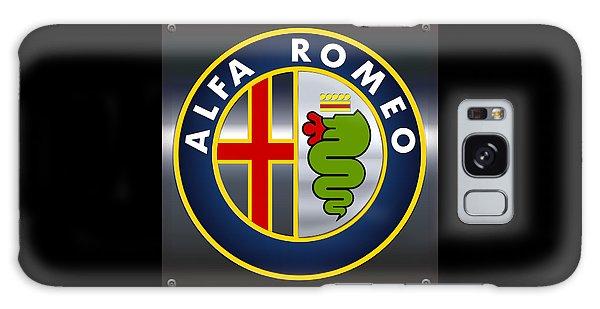 Alfa Romeo Logo Galaxy Case