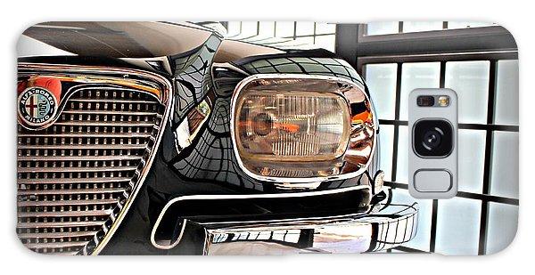 Alfa Romeo In Black Galaxy Case