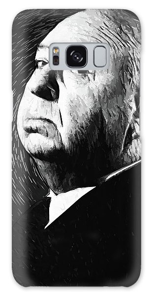 Alfred Hitchcock Galaxy S8 Case