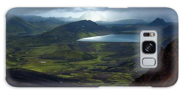 Iceland Galaxy S8 Case - Alftavatn by Tor-Ivar Naess