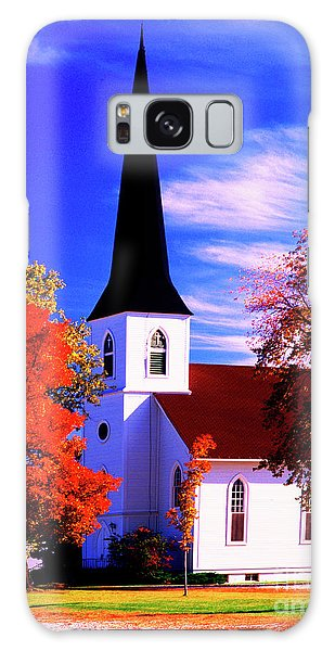 Algonquin Rd Church St Johns United  Galaxy Case