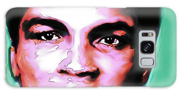 Malcom X Galaxy Case - Ali The Greatest - R I P  by Enki Art