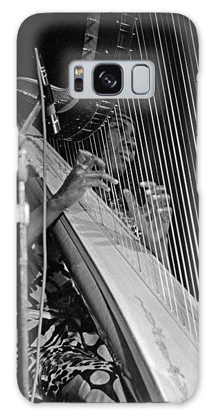 Alice Coltrane On Harp Galaxy Case