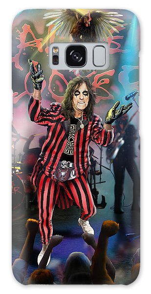 Alice Cooper Galaxy Case