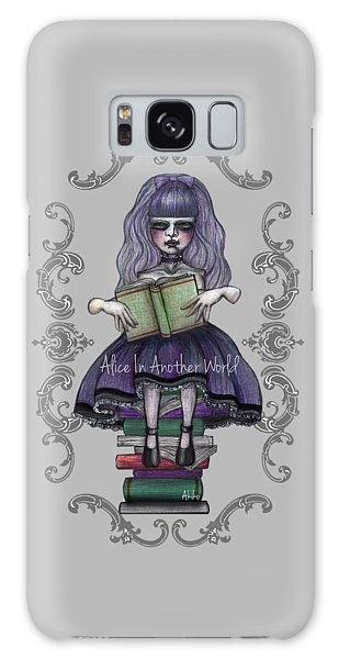 Alice In Another World 2 Galaxy Case