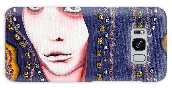 Alice Galaxy Case by Sheridan Furrer