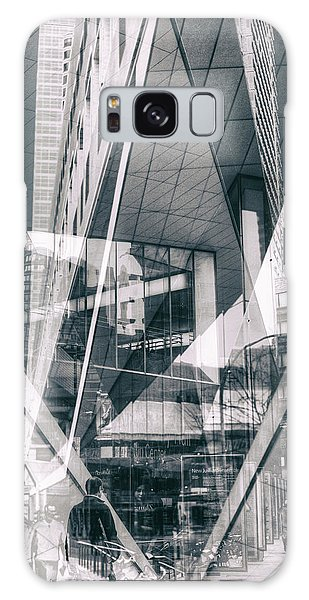 Alice Tully Hall Galaxy Case by Dave Beckerman