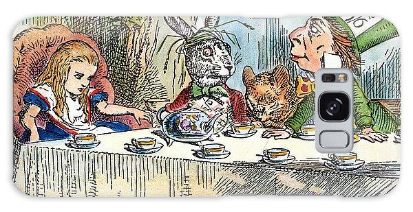 Alices Mad-tea Party, 1865 Galaxy Case