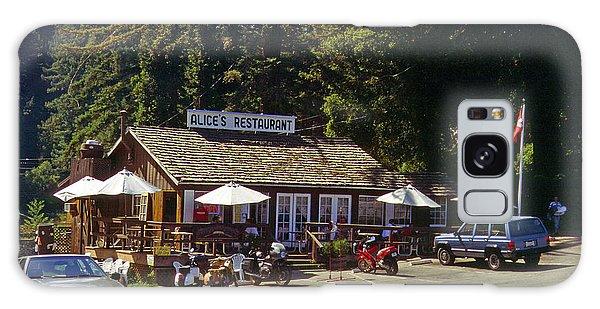 Alices Restaurant Galaxy Case
