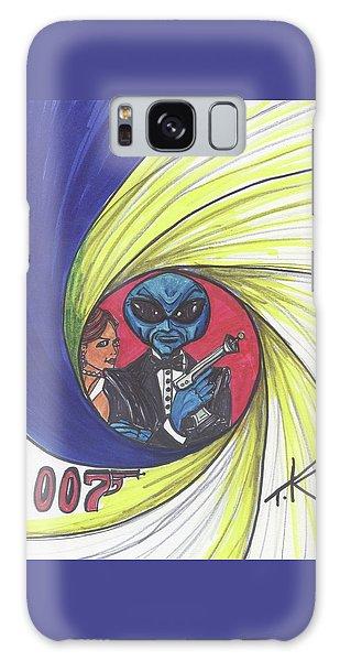 alien Bond Galaxy Case