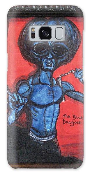 alien Bruce Lee Galaxy Case