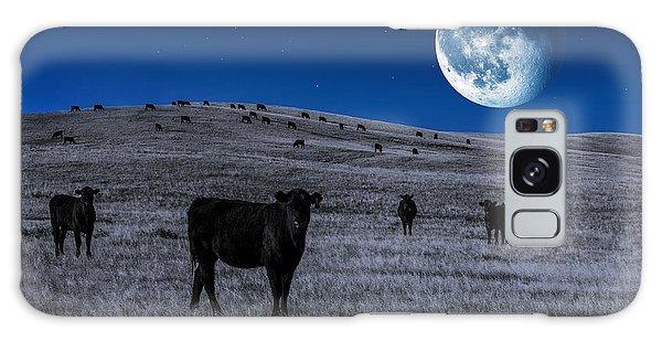 Alien Cows Galaxy Case