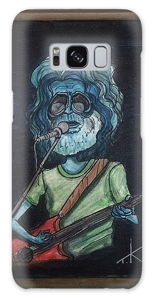 Alien Jerry Garcia Galaxy Case