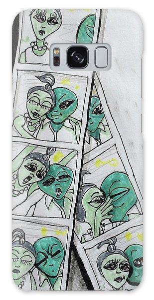 alien Photo Booth  Galaxy Case