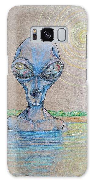 Alien Submerged Galaxy Case