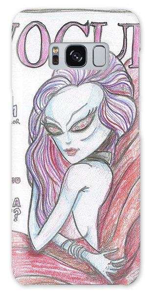 Alien Vogue Galaxy Case