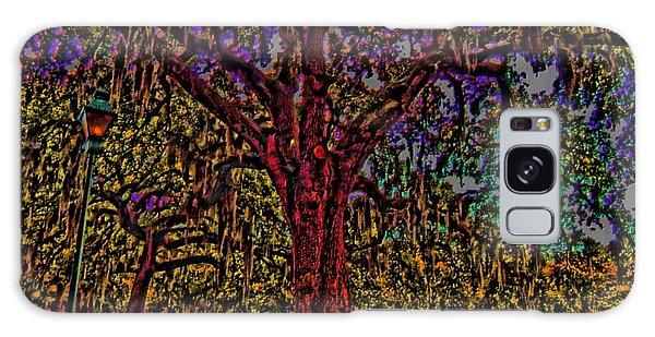 Alive Oak Galaxy Case