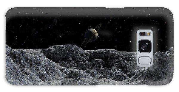 All Alone Galaxy Case