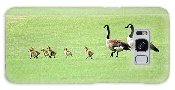 Gosling Galaxy Case - All In The Family by Suzanne Gaff