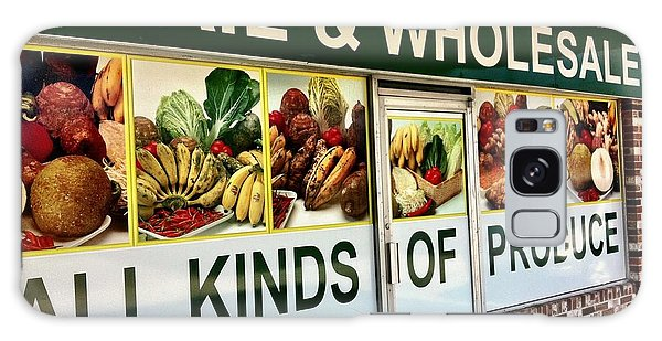 All Kinds Of Produce Galaxy Case by Carlos Avila